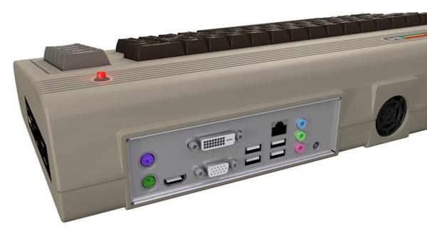 The C64 ports