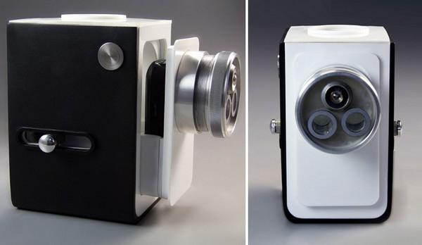Slow Photography Camera