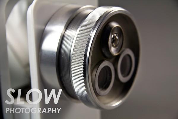 Slow Photography Camera Lenses