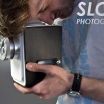 Slow Photography Camera Viewfinder
