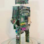 computer parts robot