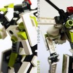 m_o_n_k_e_y LEGO mecha