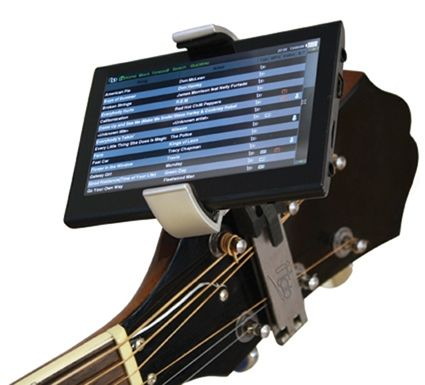itab electronic song book arm image