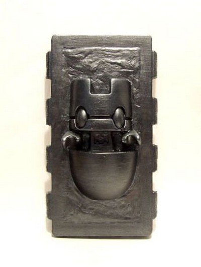 Cuppa Carbonite Doll