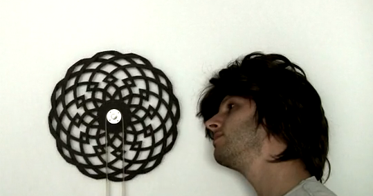 Moore pattern sculpture