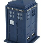 mothers day gift ideas doctor who tardis usb hub