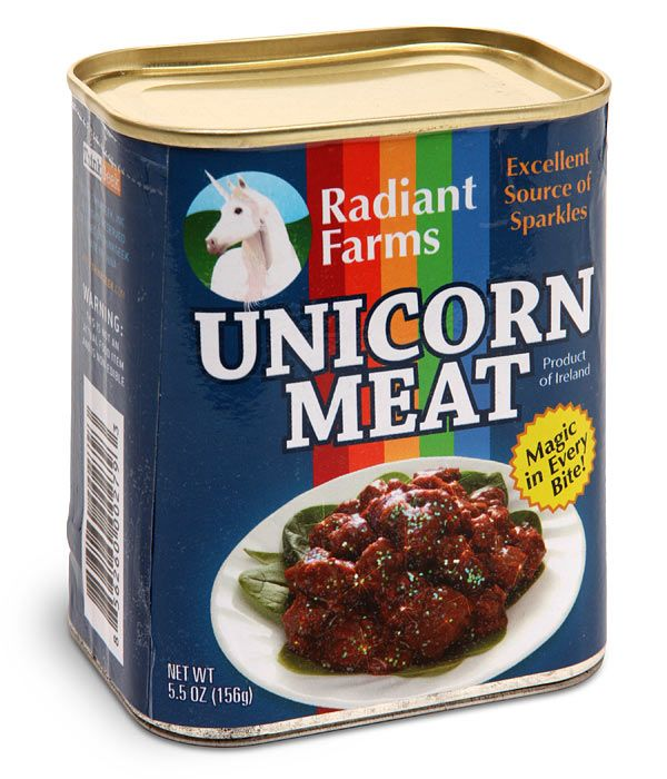 mothers day gift ideas unicorn meat