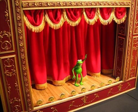 Muppet Theater Proscenium