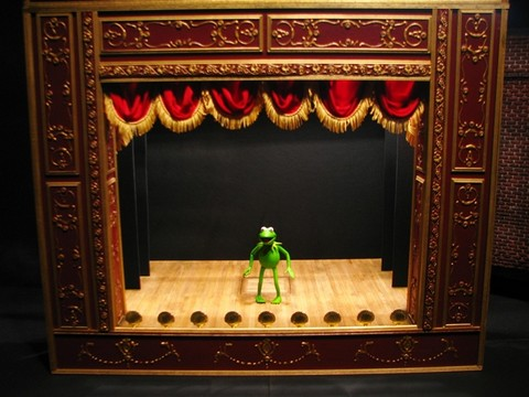 Muppet Theater Title Board