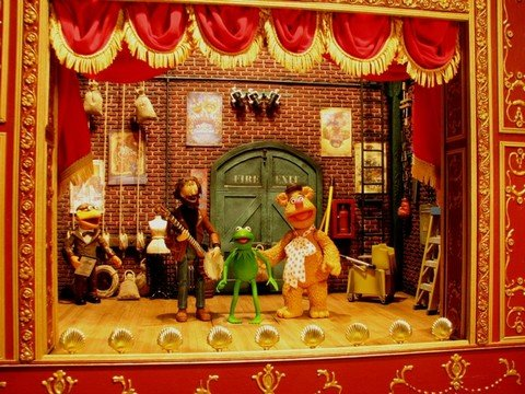 Muppet Theater Title Board