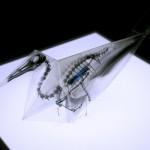 origami animal skeleton 2