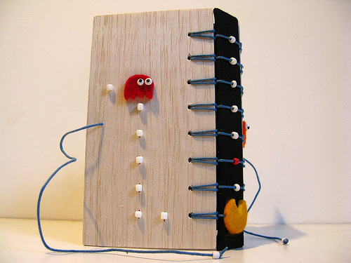 Pacman Notebook 4