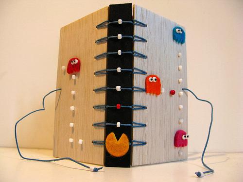 Pacman Notebook 2