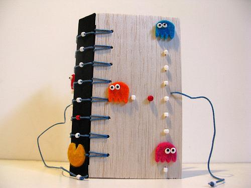 Pacman Notebook 1
