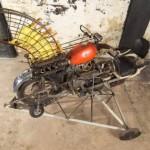 Rubber Chicken Launcher Unmounted
