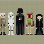 star wars sith cross stitch