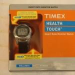 timex health touch watch 2