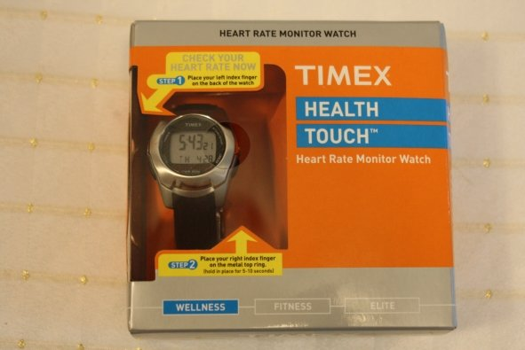 timex heart rate monitor watch 3