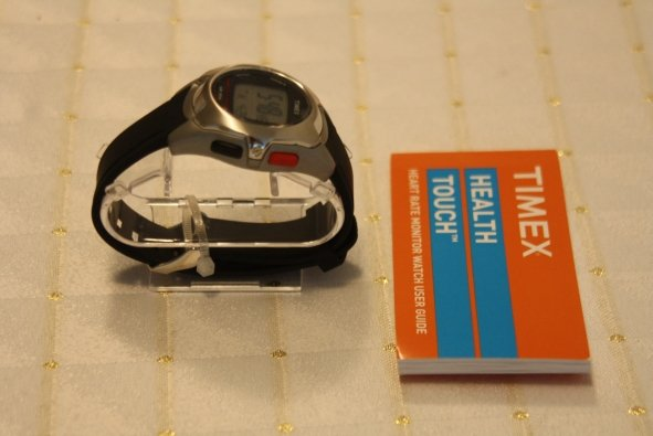 timex heart rate monitor watch 4