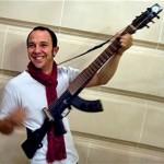 AK 47 Guitar 1
