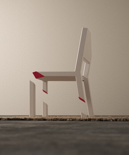 Cut Chair 3