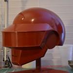 DIY Daft Punk Helmet 1