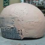 DIY Daft Punk Helmet 4
