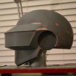 DIY Daft Punk Helmet 5
