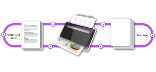 eco printer design