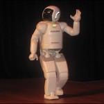 honda robot asimo in canada