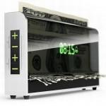 Money Shredding Alarm Clock 2