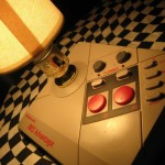 NES Joystick Lamp 3