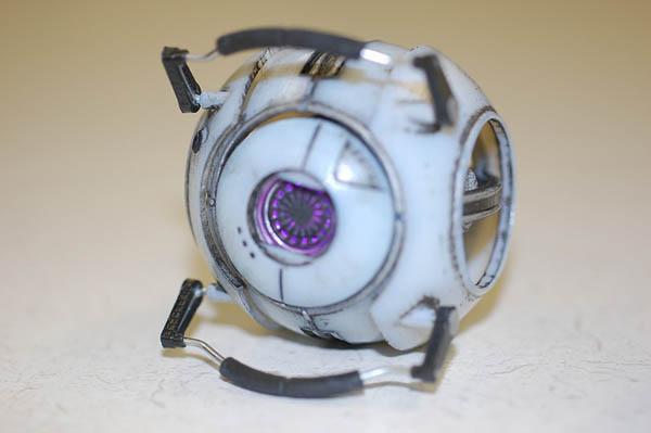 Portal 2 Fact Sphere