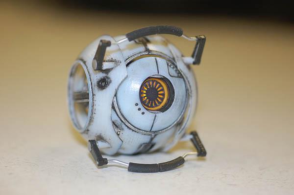Portal 2 Space Sphere