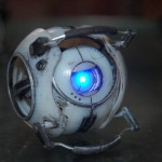 Portal 2 Wheatley Sphere