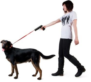 Retractable Dog Snap Leash 2