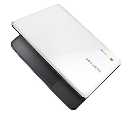 Series 5 Chromebook White