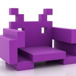 Space Invaders Furniture 2