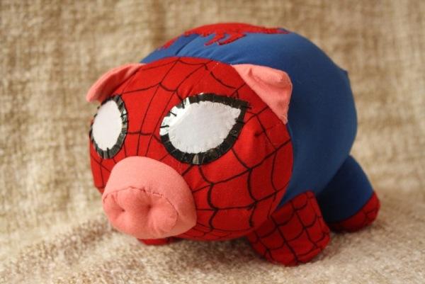 Spider Pig 1