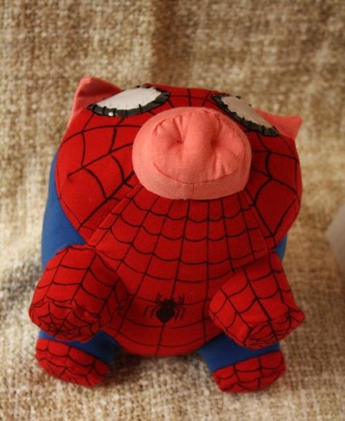 Spider Pig 2