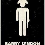 Stanley Kubrick Pictogram Barry Lyndon