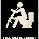 Stanley Kubrick Pictogram Full Metal Jacket