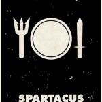 Stanley Kubrick Pictogram Spartacus