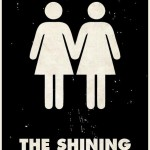Stanley Kubrick Pictogram The Shining