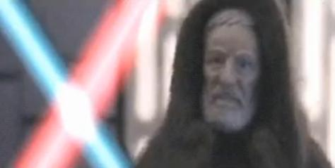 Star Wars Action Figure Movie