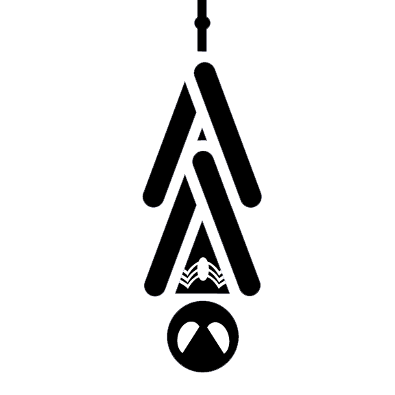 Symbiote Spider-Man Pictogram