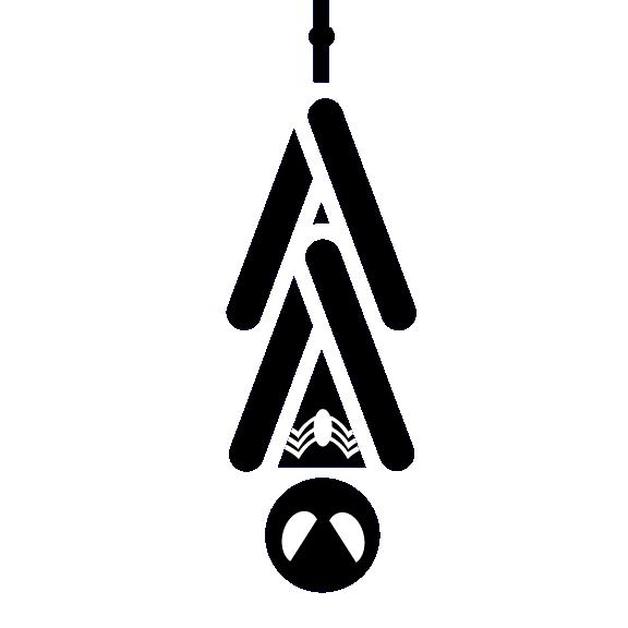 Symbiote Spider-Man Pictogram