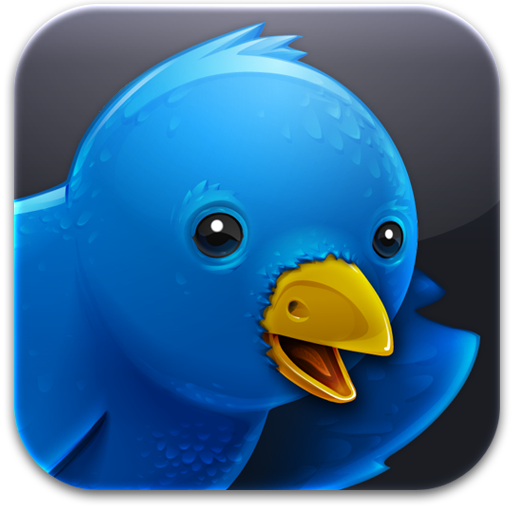 alternative twitter client for blogger