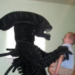 alien costume babysitter thumb