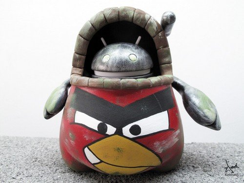 Android Angry Bird